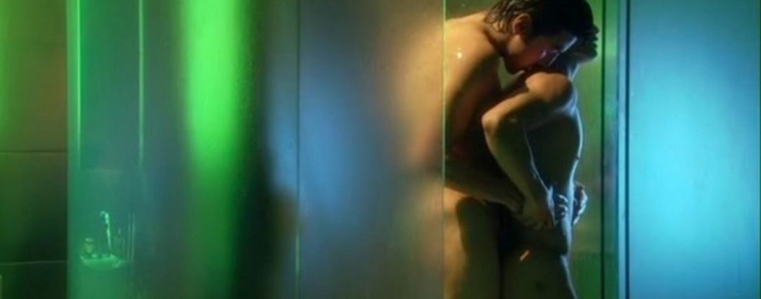 Two Guys in the Shower