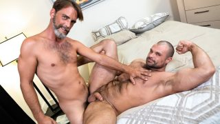 Big Muscle for Big Cock - Joe Parker & Jaxx Thanatos
