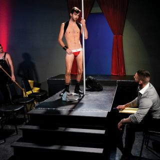 Fisting Theater, Scene 1 - Teddy Bryce, Noah Scott & Alex Killian
