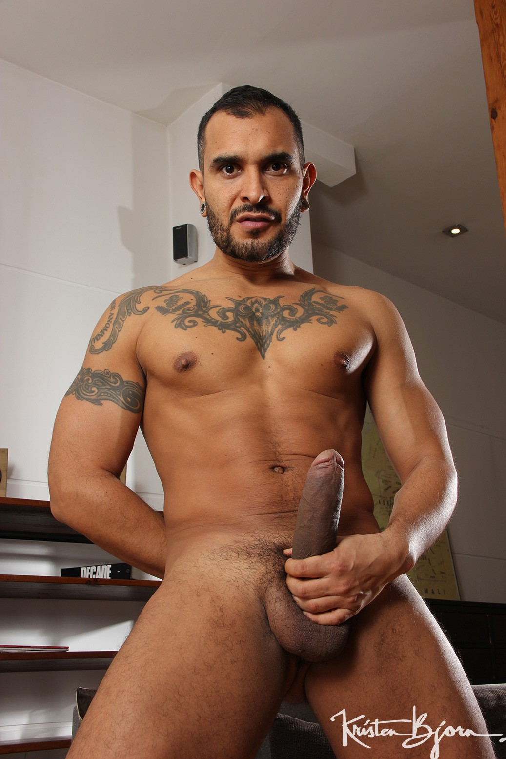 Lucio Saints  Malek Tobias  Gallery Of Men-3746