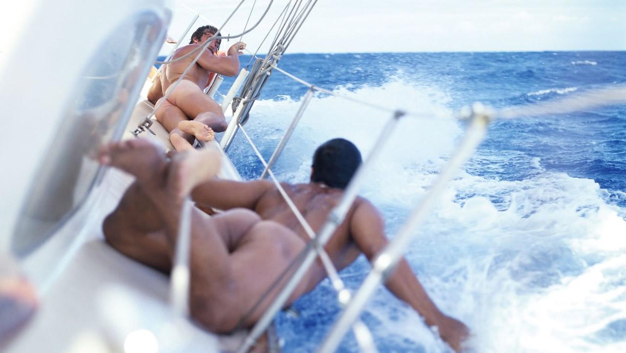 Sail nude st martin
