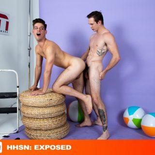 HHSN: Exposed, Scene 5 - Michael Del Ray & Jackson Traynor