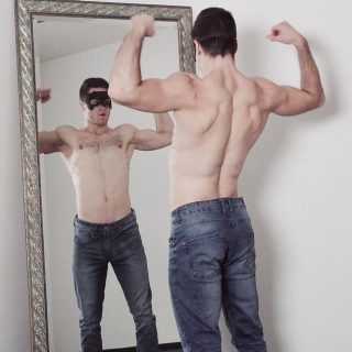 The Mirror - Sam Cuthan