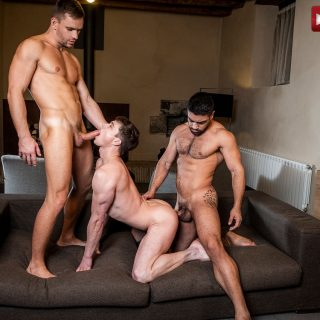 Andrey Vic, Wagner Vittoria & Ruslan Angelo