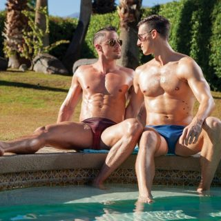 Get Wet, Scene 2 - Skyy Knox & Steven Lee