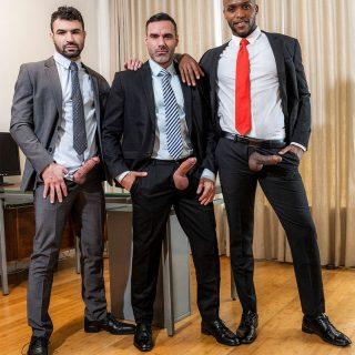 Manuel Skye, Andre Donovan & Ian Greene