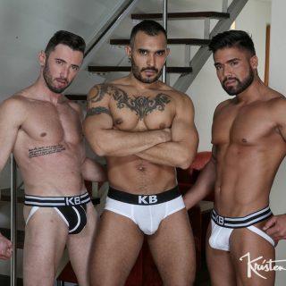 Marcos Oliveira, Lucio Saints & Dann Grey