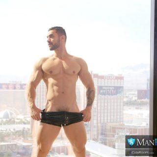 Persian Bodybuilder Hardcore Fuck - Arad Winwin & Tristan Hunter