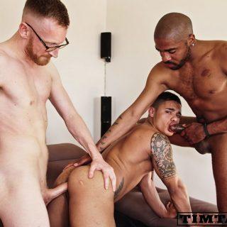 Randy Junior, Claudio Fernandez & Diggory
