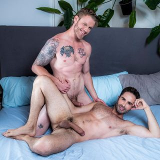 Michael Lucas & Shawn Reeve