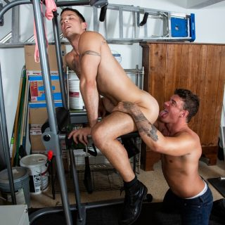 Raw Workloads, Scene 2 - JJ Knight & Nic Sahara