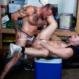 Raw Workloads, Scene 5 - Sean Duran & Blaze Austin