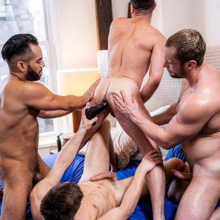 Stas Landon, Andrey Vic, Ian Greene & Sergio