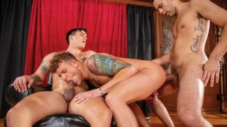 The Pledge, Scene 1 - Brandon Wilde, Tyson Rush & Trevor Miller