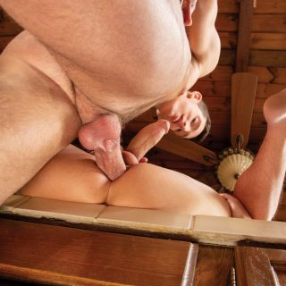 The Pledge, Scene 3 - Tristan Hunter & Steven Lee