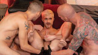 Deep Sentence & Anal Oracle, Scene 5 - Sherman Maus, Joey Wagner & Gunner