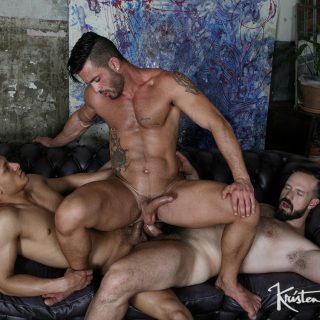 Andy Onassis, Santiago Rodriguez & Andy Star