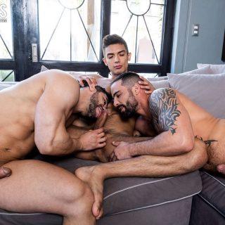 Arad Winwin, Edji Da Silva & Benjamin Gomez