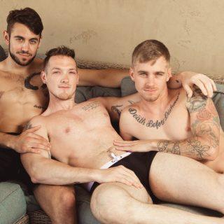 Caught Watching - Jackson Cooper, Ryan Jordan & Dante Colle