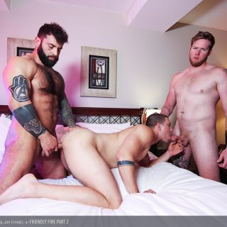 Friendly Fire, Part 2 - Jay Dymel, Markus Kage & Ryan Stone
