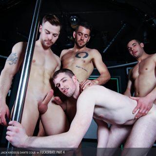 Fuckerbate, Part 4 - Thyle Knox, Dante Colle, Igor Romani & Jack Kross
