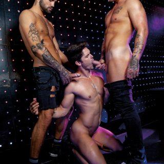 London Calling, Scene 5 - Josh Moore, Devin Franco & Jeffrey Lloyd