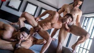 Max Arion, Allen King, Rico Marlon & Max Avila