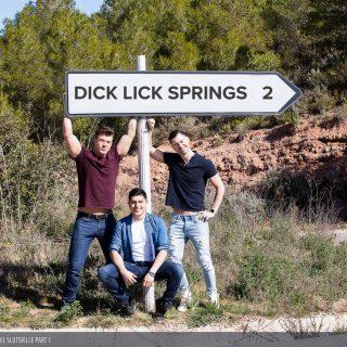 Motel Slutsville, Part 1 - JJ Knight, Lukas Daken, Ken Summer & Andy Star