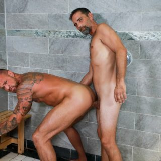 Nice Big Wet Cock - Joe Parker & Michael Roman