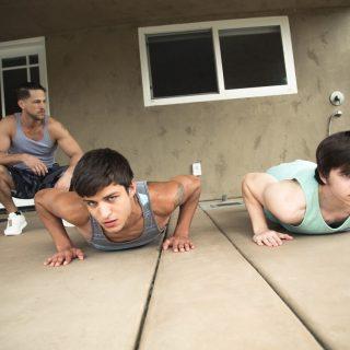 Train My Hole - Roman Todd, Elliot Finn & Will Braun