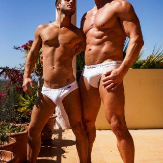 Allen King & Tomas Brand