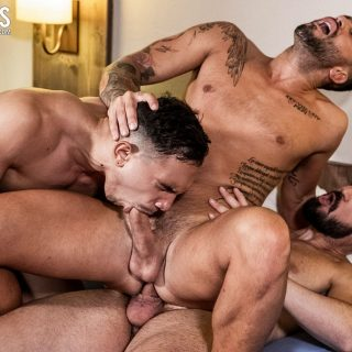 Andrea Suarez, Andy Onassis & J Anders
