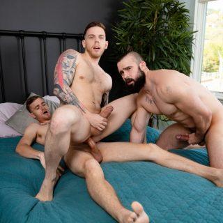 Band Buddies - Ryan Jordan, Mathias & Steve Rickz