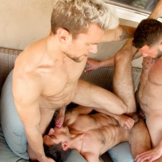 Foreign Fuck - Johnny Hill, Adonis Cole & Elliot Finn