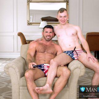 Stuck Inside On Labor Day - Billy Santoro & Blake Ellis