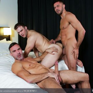 The Live-In, Part 3 - Manuel Skye, Gabriel Clark & Shane Jackson