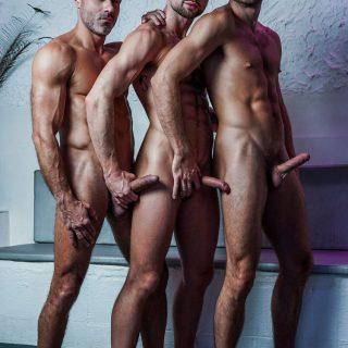 Drew Dixon, Manuel Skye & Max Adonis