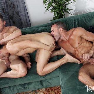 Gian Rey, Manuel Skye & Marcos Oliveira