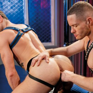 Fisting Spa, Scene 1 - Ashley Ryder & Drew Dixon