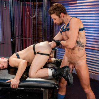 Fisting Spa, Scene 2 - Ashley Ryder & Drew Dixon