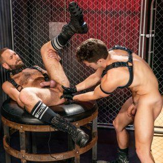 Fisting Spa, Scene 3 - Devin Franco & Josh Mikael