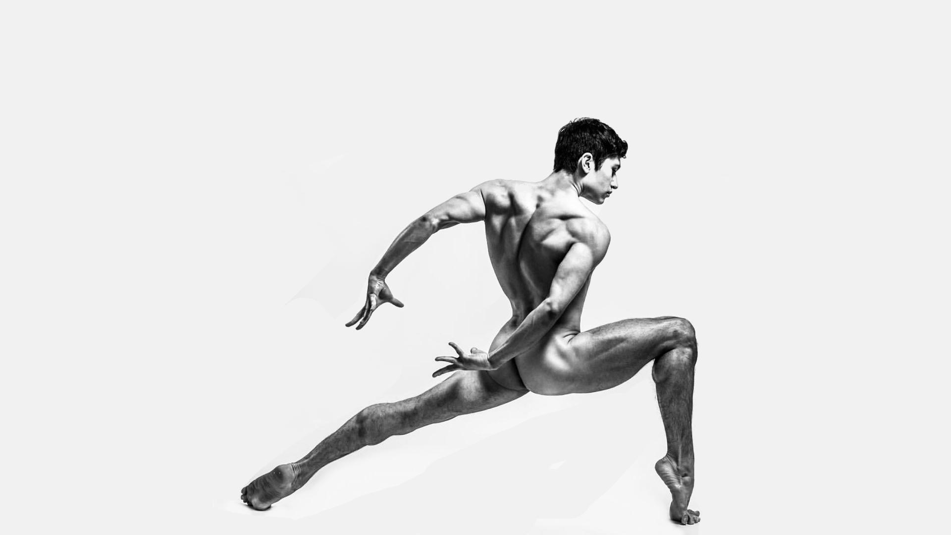Taschen the male nude by david leddick