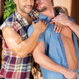Bareback Ranch, Scene 2 - Arad Winwin & Skyy Knox