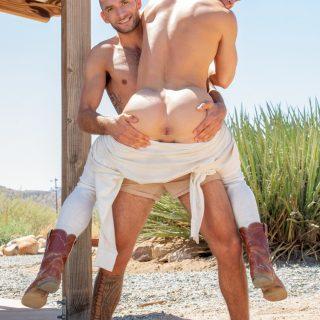 Bareback Ranch, Scene 1 - Devin Franco & Brian Adams