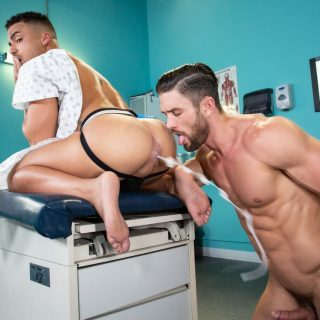 Dirty Doctor, Scene 3 - Ryan Rose & Beaux Banks