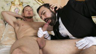 Butler Service - Miguel Angel & Pierce Paris