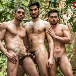 Ibrahim Moreno, Pietro Siren & Derek Allen
