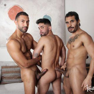 Lucio Saints, Vitorio Mendez & Guido Plaza