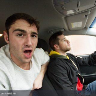 Shared Ride - Drew Dixon & Michael Boston