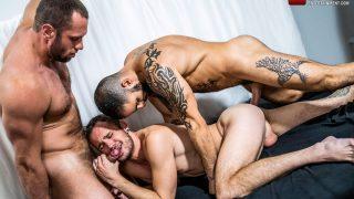 Stas Landon, Drake Rogers & Edji Da Silva